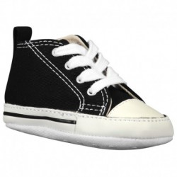 Converse First Star White Converse First Star - Boys' Infant Black/White