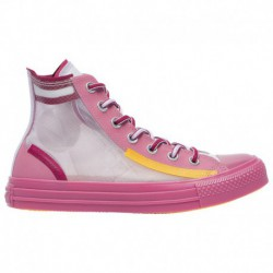 Converse CTAS Hi Translucent Converse CTAS Hi Translucent - Women's Rose/Orange