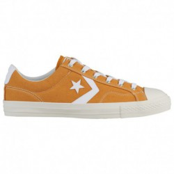 All Star Gold Converse Converse Star Player Ox - Men's Tumeric Gold/White