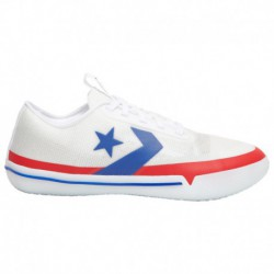 Converse All Star PRO Converse All Star Pro Bb - Men's White/Blue/Red