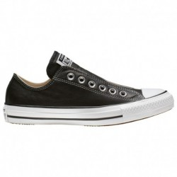 converse ctas ox leather converse ctas ox black converse ctas ox slip leather women s black white