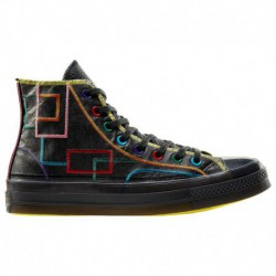 New Black Converse Shoes Converse Chinese New Year Chuck 70 - Men's Black/Multi | 41-00619-9-04
