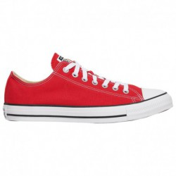 Converse All Star Bright Blue Converse All Star Ox - Men's Bright Red/White | Canvas