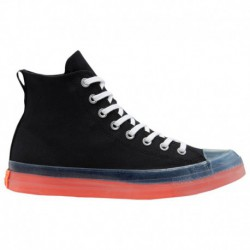 Converse Chuck Taylor 70s Orange Converse Chuck Taylor All Star CX - Men's Black/Orange/White | 76-41-00554-8-04
