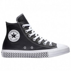 Women's Converse Chuck Taylor High Tops Converse Chuck Taylor All Star High - Women's Black/White | 53-45699-7-02