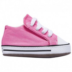 Cheap All Star Converse Online Converse All Star Crib - Girls' Infant Pink/natural Ivory/White