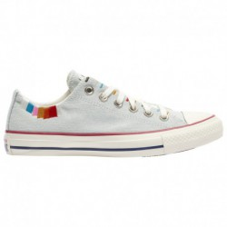 Converse Chuck Taylor All Star Denim Converse Chuck Taylor All Star Low - Women's Denim/White | 53-45315 0 2