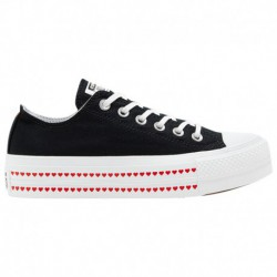 Chuck Taylor Converse Sale Converse Chuck Taylor All Star Ox - Women's Black/White | 53-45310-1-02