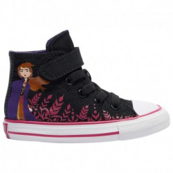 Converse Chuck Taylor Toddler Shoes Converse Chuck Taylor 1V Hi Frozen - Girls' Toddler Multi | 61-60766 0 4