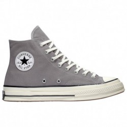 Converse Chuck 70 High White Burgundy Converse Chuck 70 High - Men's Grey/White | 41-06587-2-04