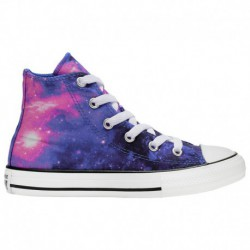Converse Chuck Taylor Hyper Royal Converse Chuck Taylor All Star Hi - Girls' Preschool Royal/Pink/White | 64-85418-6-04