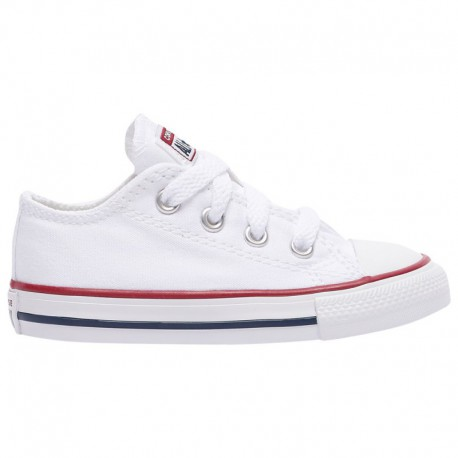 Converse All Star Optical White Low Converse All Star Ox - Boys' Toddler Optical White/White