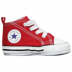 Converse First Star Red Converse First Star - Boys' Infant Red | 61-64026-5-04