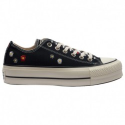 Converse All Star Natural Ivory Converse All Star Ox - Women's Black/natural Ivory/Black | Self Expression