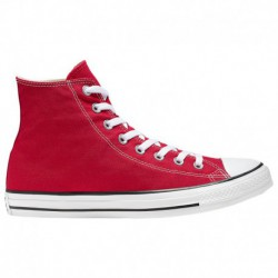 Converse Chuck Taylor High Red Converse Chuck Taylor HI - Women's Red/Red | 53-45302-8-02