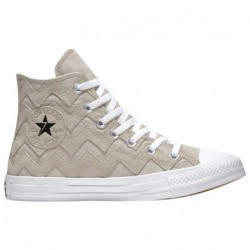 Converse Chuck Taylor Tan Converse Chuck Taylor Hi Voltage Leather - Women's Tan