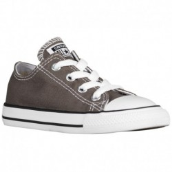 Converse All Star Hi Charcoal Converse All Star Ox - Boys' Toddler Charcoal