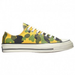 Chuck Taylor All Star 70 Low Converse Chuck Taylor '70 Low - Men's Camo Gold/Black