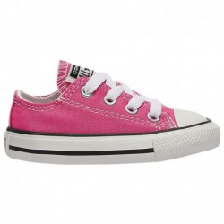 Toddler Girl Converse All Star Converse All Star Ox - Girls' Toddler Mod Pink