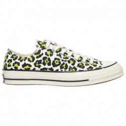 Chuck Taylor All Star 70 Low Top White Converse Chuck Taylor '70 Low - Men's Sheet White/Black/Lime