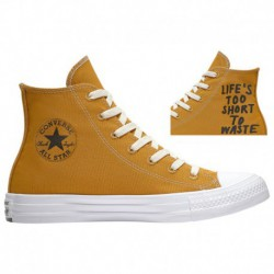 Converse Renew Denim Tri Panel Chuck 70 Converse Ct Renew Hightop - Men's Wheat/Black/White
