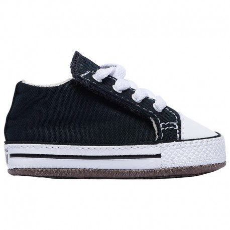 Converse All Star Natural Converse All Star Crib - Boys' Infant Black/natural Ivory/White