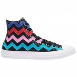 All Star Outlet Online Converse All Star Hi - Women's Black/University Red/peony Pink | Voltage