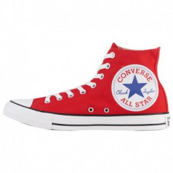 Converse All Star 2 Red Converse All Star Hi Over Sized - Men's Red/White/Black