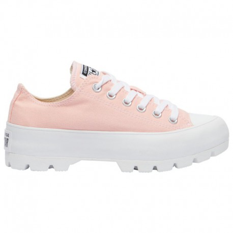 Where To Buy All White Converse Converse All Star Lugged Ox - Women's Storm Pink/White/White
