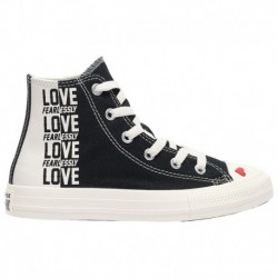 converse all star love hate converse all star fear love converse all star hi girls preschool black egret university red love fe